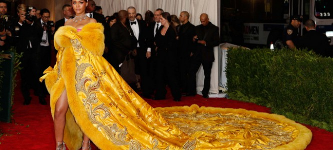 'China: Through the Looking Glass' the Met Gala, 2015