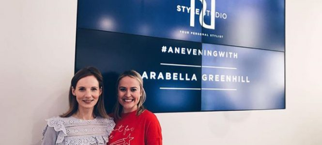 River Island's 'An Evening With' Art and Fashion Director Arabella Greenhill