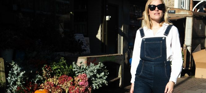 How to Style Dungarees – plus a video!