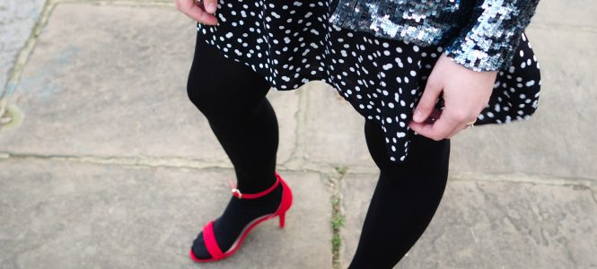 How to Style a Sequin Jacket – plus a video!