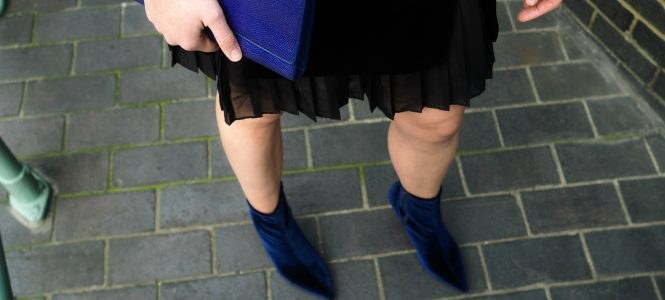 How to Style Sock Boots – plus video!