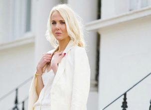 The Power of Dressing with Sheer Luxe's Georgie Coleridge Cole – plus video!